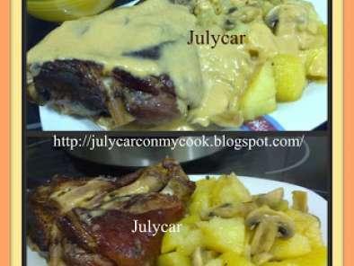 Cocinar Codillo Salmuerizado   Codillo Salmuerizado Con Patatas Olla Gm D Receta Petitchef