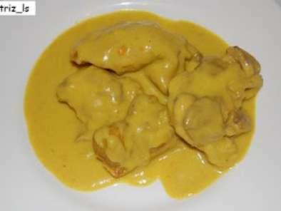 Captivating Contramuslos De Pollo Al Curry