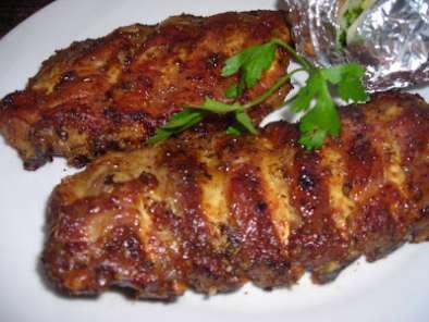Como Cocinar Costillas Al Horno | Costillas De Cerdo Al Horno Receta Petitchef