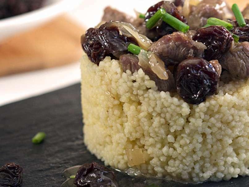 Cusc s de cordero al estilo moz rabe receta petitchef - Cordero estilo marroqui ...