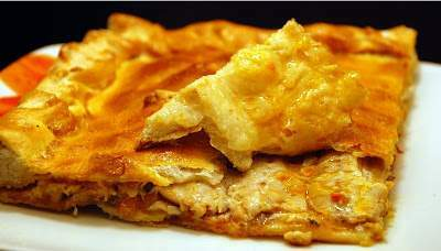Empanada de xoubas o sardinas receta petitchef for Cocinar xoubas