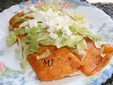 Enchiladas 3 tipos receta petitchef for Tipos de encielados