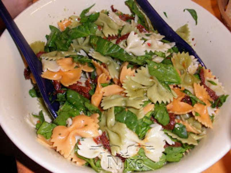 recetas dieta disociada pasta