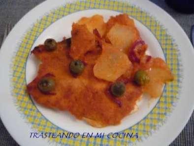 filetes de pollo al horno receta petitchef