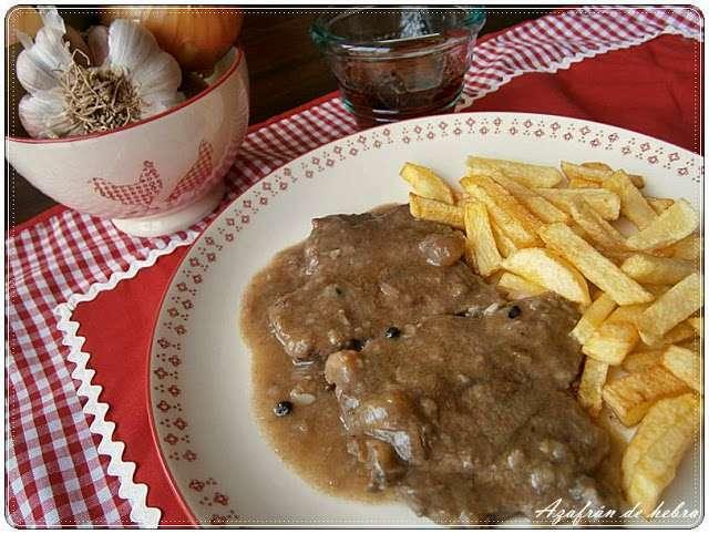 Filetes de ternera en salsa de cebolla receta petitchef - Filetes de ternera en salsa de cebolla ...