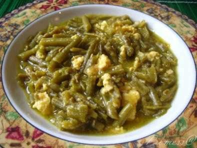 Habicholillas esparrag s judias verdes guisadas receta petitchef - Tiempo coccion judias verdes ...