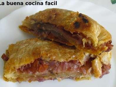 Hojaldre de lombarda receta petitchef for Cocinar lombarda