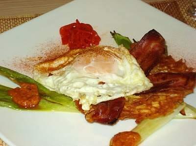 Huevo frito en su nido concurso canal cocina receta for Canal cocina concursos