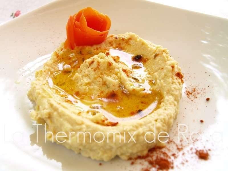 Hummus casero f cil y r pido receta petitchef for Menu casero facil