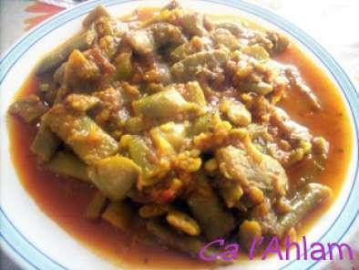Judias verdes en salsa receta petitchef - Tiempo coccion judias verdes ...