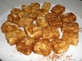 Leche frita con thermomix receta petitchef - Petitchef thermomix ...