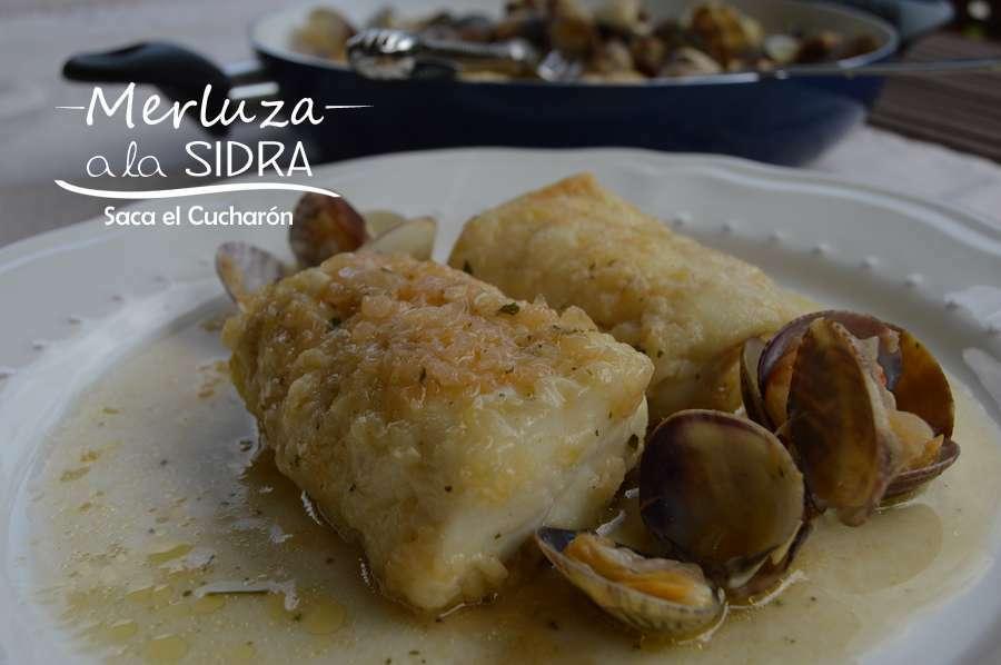 Lomos de merluza a la sidra receta petitchef - Cocinar lomos de merluza ...