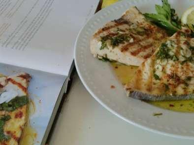 Pez espada a la plancha seg n jamie receta petitchef for Cocinar pez espada a la plancha