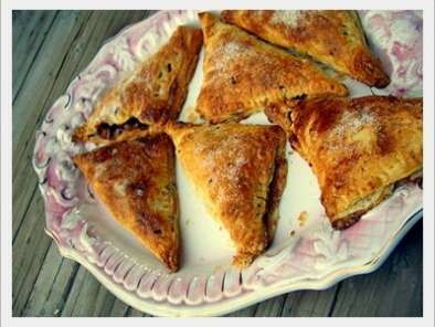 Empanadillas holandesas de manzana y pasas, Foto 2
