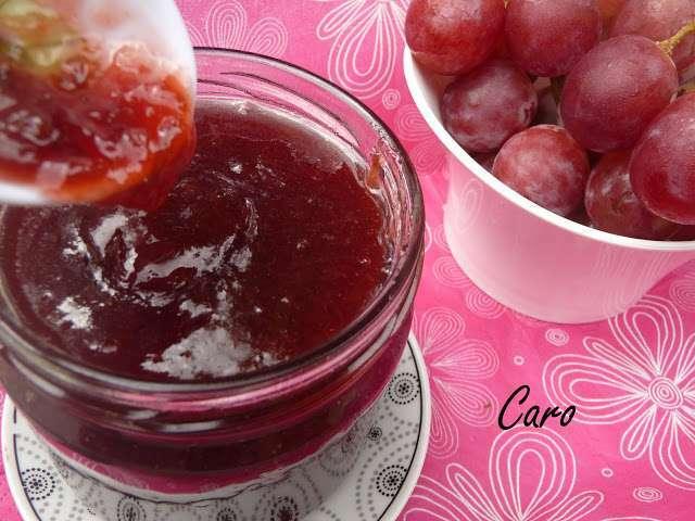 Mermelada de uva, Receta Petitchef