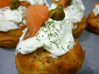 """Resultado de imagen para """"Muffins de salmón"""""""