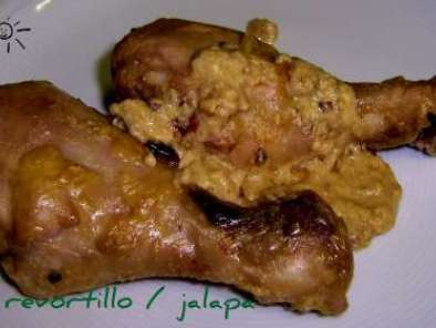 MUSLOS DE POLLO CON LECHE IDEAL Y....