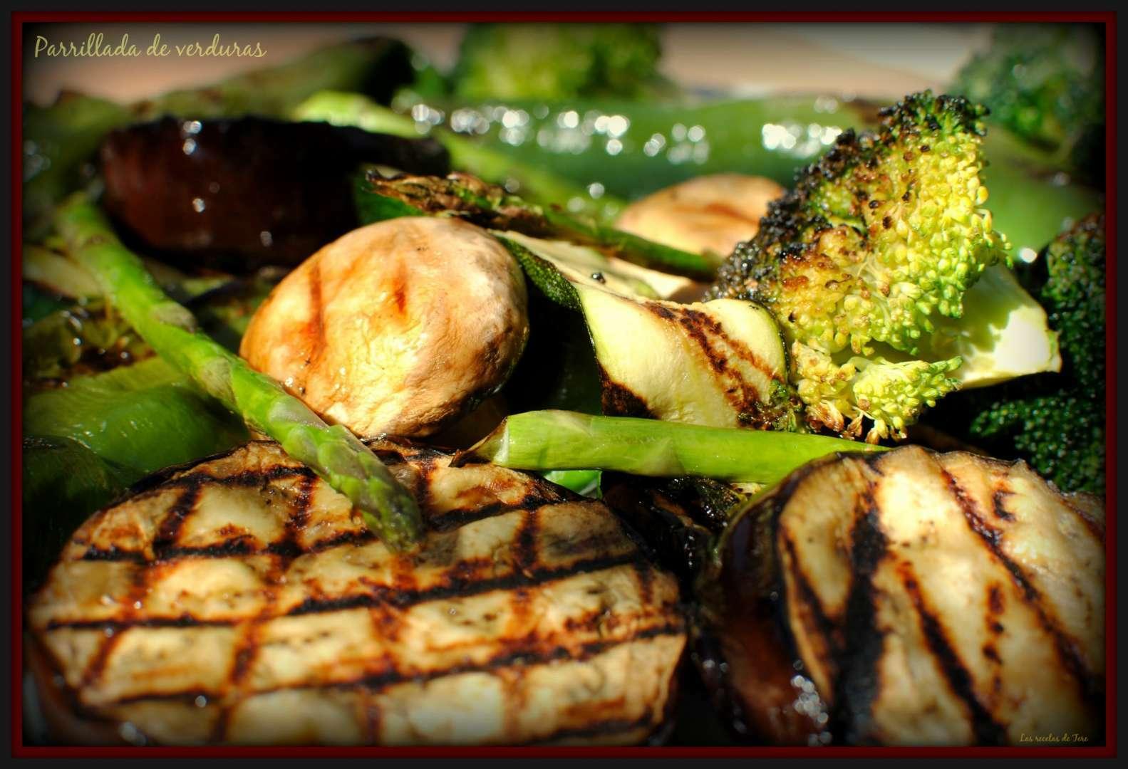 Parrillada de verduras receta petitchef for Parrillada verduras