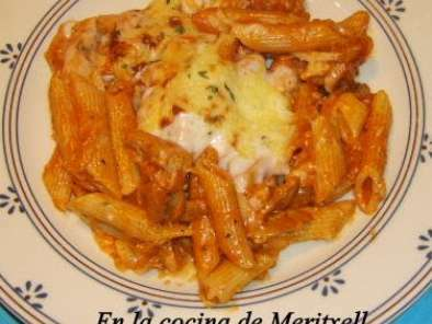 Pasta Con Atún Y Bechamel Receta Petitchef