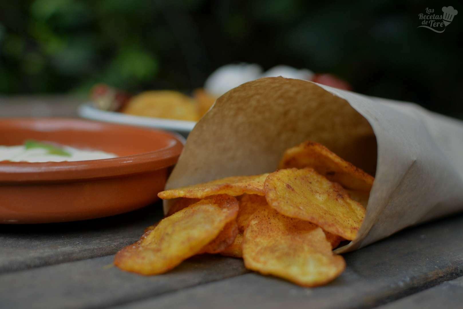 Patatas fritas ali adas receta petitchef - Cocinar calabaza frita ...