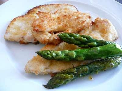 Pechugas de pollo al lim n lemon chicken breasts receta - Pechugas de pollo al limon ...