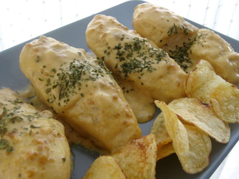 Pechugas de pollo en salsa de cebolla receta petitchef - Pechugas al limon ...