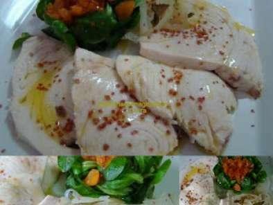 Pez espada con aceite de oliva receta petitchef for Cocinar pez espada