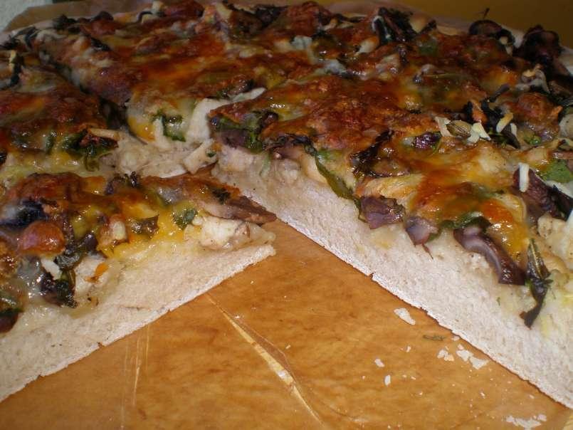 receta de la pasta de pizza