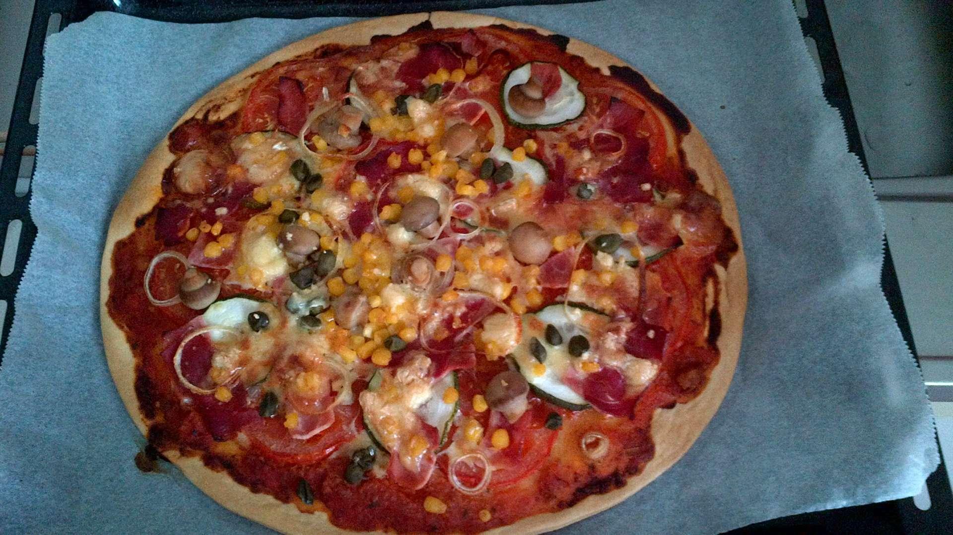 Hermosa Gran Cocina De Pizza Norte Bosquejo - Ideas para Decoración ...