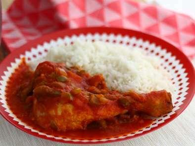 Pollo a la vasca fácil y sencillo