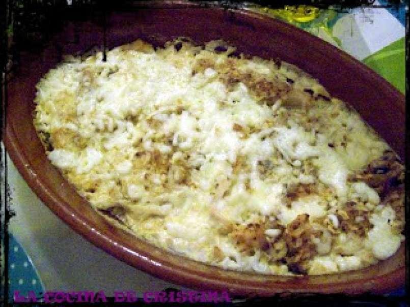 Pollo Al Horno Con Nata Y Sopa De Cebolla Receta Petitchef