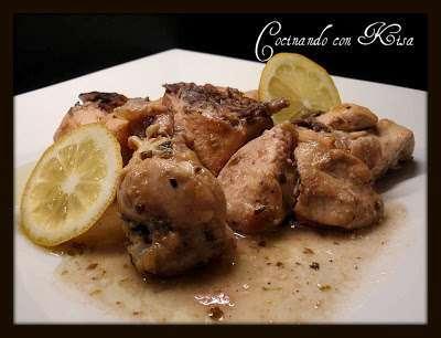 Pollo al lim n fussioncook receta petitchef - Pollo al limon isasaweis ...