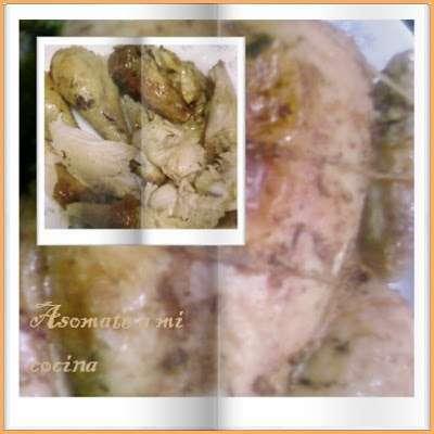 Pollo asado a las finas hierbas receta petitchef - Pollo asado a las finas hierbas ...