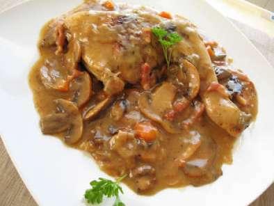Pollo Con Bacon Al Oporto Recetas De Cocina Receta Petitchef - Recetas-de-cocina-con-pollo