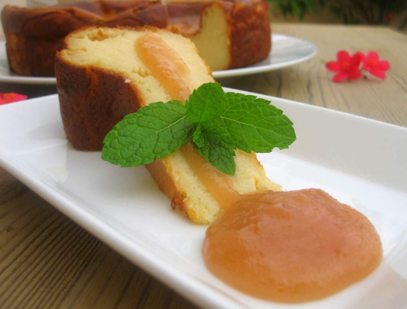 Quesada o tarta de queso facil sima con y sin thermomix - Petitchef thermomix ...