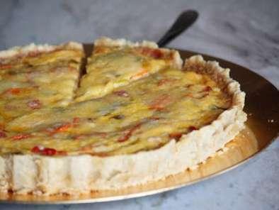 Quiche de verduras al microondas receta petitchef for Quiche de verduras facil