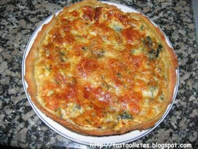 Quiche lorraine versin 2 con espinacas receta petitchef quiche lorraine versin 2 con espinacas forumfinder Gallery