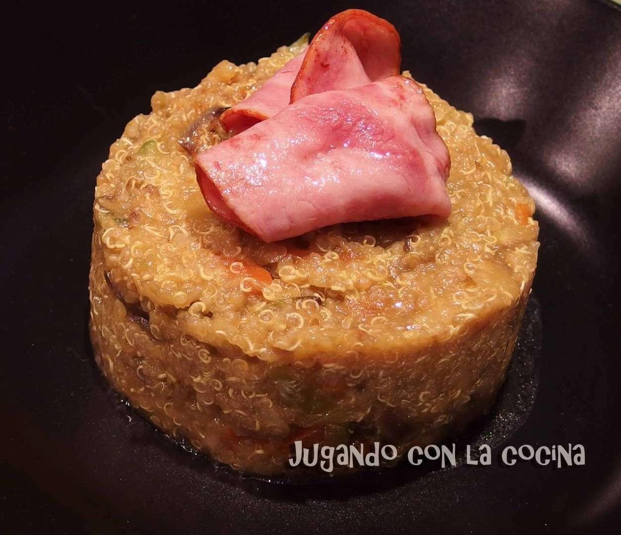 Quinoa con verduras receta petitchef - Cocinar quinoa con verduras ...