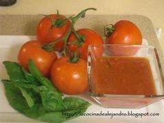 Salsa marinara receta petitchef for Hacer salsa marinera