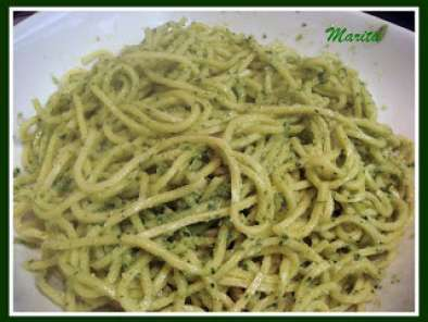 Salsa Pesto Para Pasta Thermomix Receta Petitchef