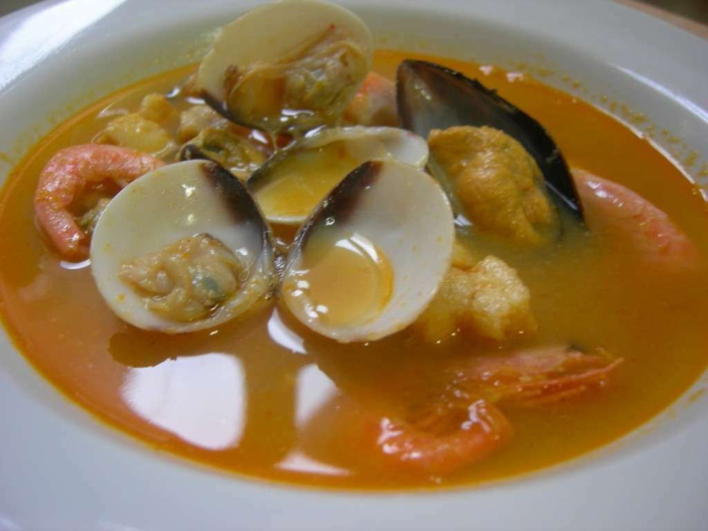 Sopa de marisco y pescado receta petitchef - Sopa de marisco y pescado ...