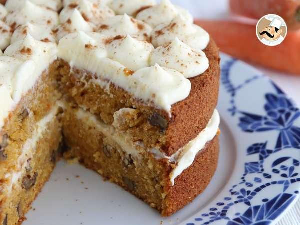 Tarta De Zanahoria Y Nueces Carrot Cake Receta Petitchef Torta de zanahoria 6 recetas: tarta de zanahoria y nueces carrot cake