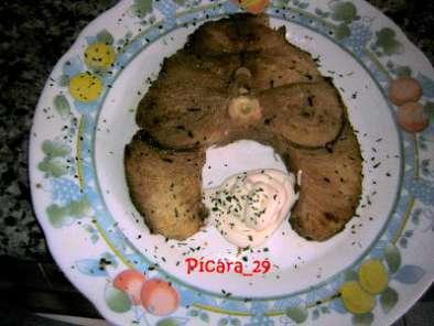 Tintorera en adobo receta petitchef for Cocinar tintorera
