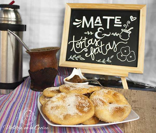Tortas fritas uruguayas caseras, Receta Petitchef