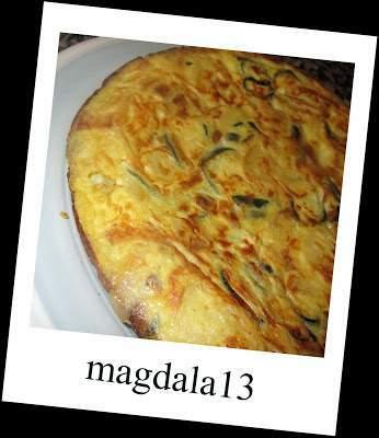 Tortilla de patata cebolla y calabacin receta petitchef - Tortilla de calabacin y cebolla ...
