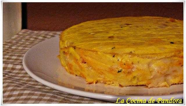 Tortilla de patatas al horno receta petitchef for Cocinar patatas al horno