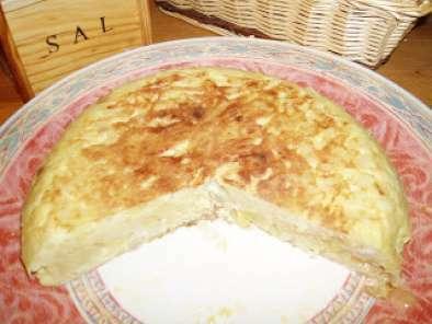 Tortilla de patatas en el microondas receta petitchef - Tortilla en el microondas ...