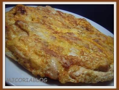 TORTILLA DE POLLO