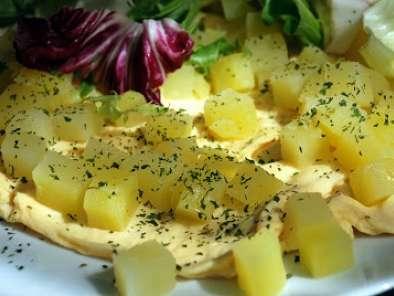 Tortilla francesa con patatas al vapor en thermomix - Tortilla francesa calorias ...