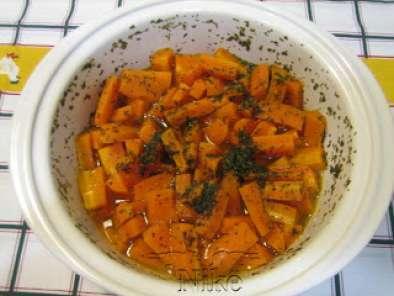 Zanahorias De Guarnición Al Microondas Receta Petitchef